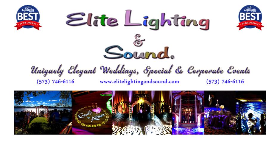 Elite Lighting Sound Home Page