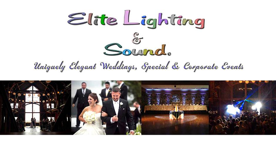 Elite Lighting Sound About Us And Rates